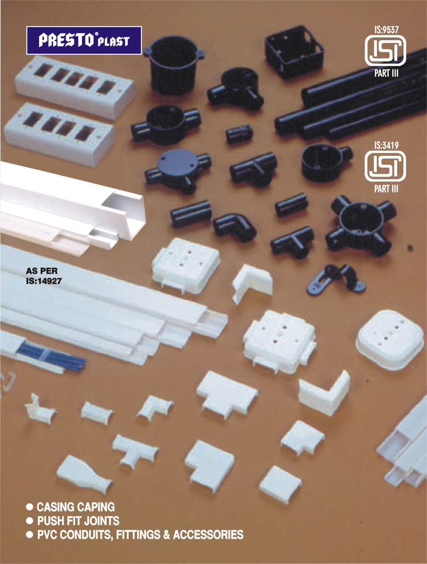 alaziz plastics pvt ltd custom plastic extrusion injection rh alaziz com conduit wiring accessories pdf Outside Electrical Wiring Sizes